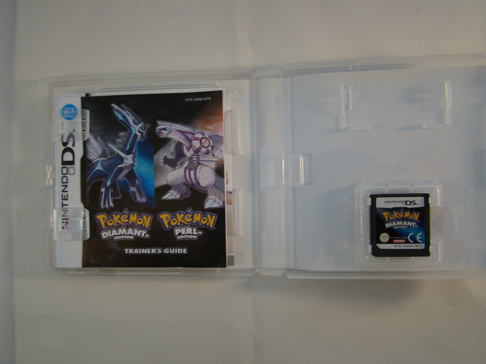 Pok mon diamant edition nds spel - Pokemon rare diamant ...