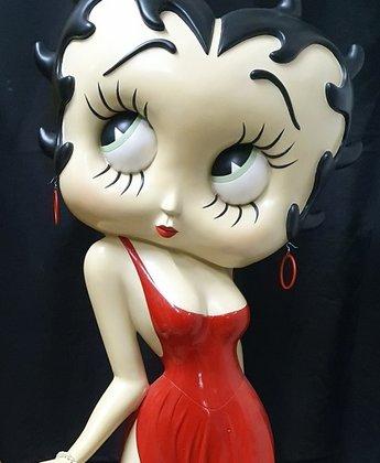 BETTY-BOOP-Big-Statues-Betty-Boop-Decoratie-Beelden-en-Beeldjes-Polyester