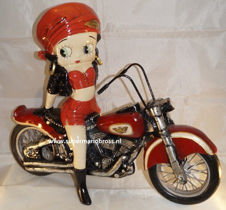 BETTY-BOOP-Polyresin-Figurines-Betty-Boop-Collectibles-30-cm-Groot