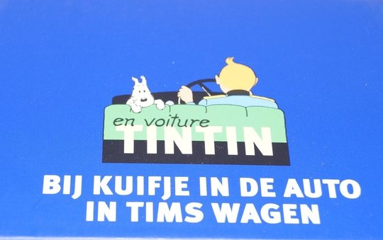 Kuifje-Tin-Tin-Car-Collection--Used