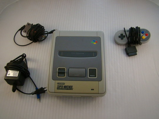 super-Nintendo-Game-Console-pal-Systeem-Snes-16-Bit-spelcomputer