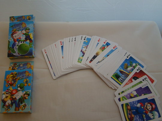 Super-Mario-Kaartspel-Kwartet-Nintendo-Game-Cube-mario-Cards