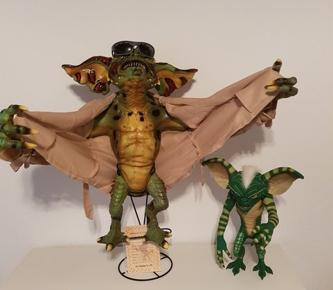 Fantasy-Handpainted-Figurine-Cartoon-Statue-Science-Fiction-Beeldjes-Neca-Haloween-Horror-Figuren