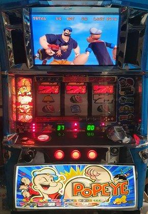 Pashiclo--Slotmachine--Game-Machine-Japanse-Slotmachine-Used