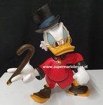 disney scrooge mc duck sculpture