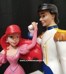 Ariel and Prince Eric isn't she a Vission Enesco Figurine - Disney Enchanting Collection New boxed