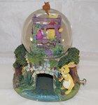 Winnie the Pooh Snowglobe - Disney Pooh Snowglobes Boxed