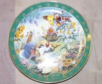 WB looney Tunes Sylvester and Tweety - Spring Pickin's - Plate 1835 van 2500 - Boxed