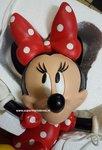 Minnie Mouse Op Schommel - 47 cm - Walt Disney Minnie Mouse Action Figuur- Limited New Boxed