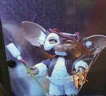 Gremlins Gizmo Neca Ultimate Action Fantasy Handpainted Figurine 12cm High Vitrinebox New