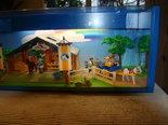 Playmobil vitrine kast met licht en geluid