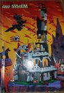 6097 - Night Lord's Castle - Lego met Handleiding