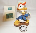 Donald Duck - WDCC Disney Donald Duck - Sea Scouts - Admirall Duck 1994