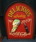 Coca-Cola-Drink-Ice-Cold--Pub-Bord-Cafebord-Menuborden-Advertentiebord-Reclamebord-Drink-coca-cola