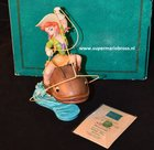 Disney Wdcc Slue Foot Sue Statue - American Folk Heroes Melody Time 1995
