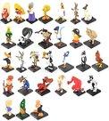 Collectie Looney Tunes Metall figure - T & M Warner Bros Statue - 8 cm hoog - Boxed