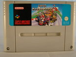 SUPER MARIO KART - Snes Game