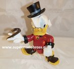Dagobert Duck Used - Disney Classic Uncle Scrooge - Scrooge Mc Duck ongeveer 20 cm groot New in Box