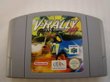 V-Ralley Edition 99 - N 64 Game Cartridge