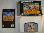 Starwars Rogue Squadron - N 64 Game Compleet