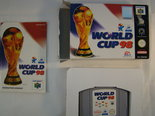 World cup 98 - N 64 Game Cartridge Compleet
