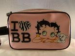 Betty Boop witte kleine Handtas