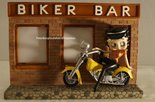 Biker Bar Betty Boop Photoframe Fotolijst