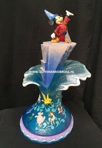 Mickey Mouse Sorceror Enesco Masterpiece  - Disney Jim Shore 2020 Traditions summit of imagination