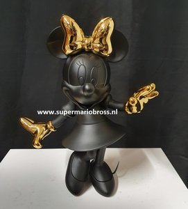 Minnie Mouse Welcome Bicolor Leblon Delienne 30cm - Disney Minnie Pop Culture Cartoon Comic Figure New Boxed