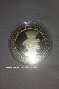 Walt Disney Collection The First Cent Of Uncle Scrooge  - Walt Disney Dagobert Duck Eerste cent Limited of 500