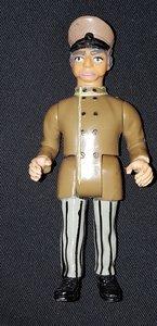 Thunderbirds Parker Matchbox - 10 cm groot Action Figure - Thunderbirds Collection