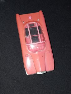 Thunderbirds Lady Penelope Fab 1 Pink Caddilac 2000 - With Sound