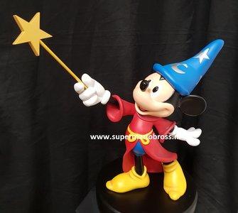Mickey Apprenti soucier statue