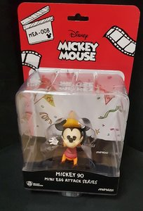 Disney Mickey 90th anniversary Modern Mickey Beast Kingdom Collectible New Boxed