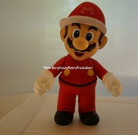 MARIO Kerstman - Pvc Action Figure - 21 cm - Supermariobross Figuren