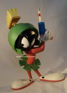 "Commander-X-23 Marvin The Martian Warner bros, 9 ""Big Figure Statue used"