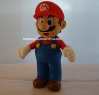 MARIO Pvc Action Figure 22 cm Beweegbare armen - Supermariobross Figuren