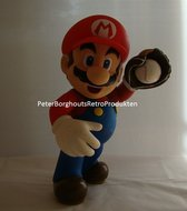 MARIO BASE BALL - Pitcher 33 cm groot