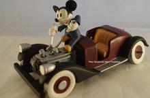 Mickey's Service Station - nieuw staat