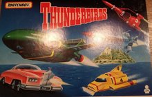 Thunderbirds Rescue Pack - Used - Gift Set in verpakking
