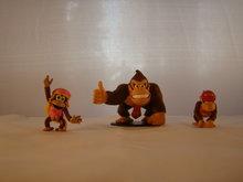 SETJE van 3, Donkey Kong, Diddy Kong en Dixie Kong