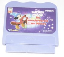 Mickey Mouse - De wonderwereld van Mickey - V-tech Game Cartridge