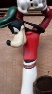 Goofy Golfer with Umbrella stand - Dekoratie beeld