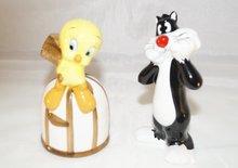 Sylvester en Tweety - 1993 Peper en Zout stel