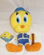 Tweety Plush -  Tweety Stoffen uitvoering - rare vintage