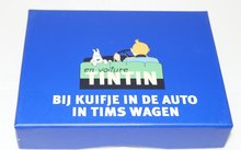 Kuifje Speelkaarten  2 Pack - Kuifje Playcards - TinTin - Bij Kuifje In de Auto