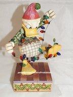 Donald Duck - Santa's High Strong Helper - Disney Traditions - Showcase