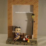 Betty Boop Lovers Photoframe - fotolijst