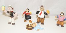 Popeye The sailor -  PVC Poppetje - Action Figure
