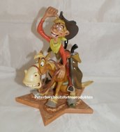 Pecos Bill and Widowmaker WDCC Disney - American Folk Heroes - Disney Collectible